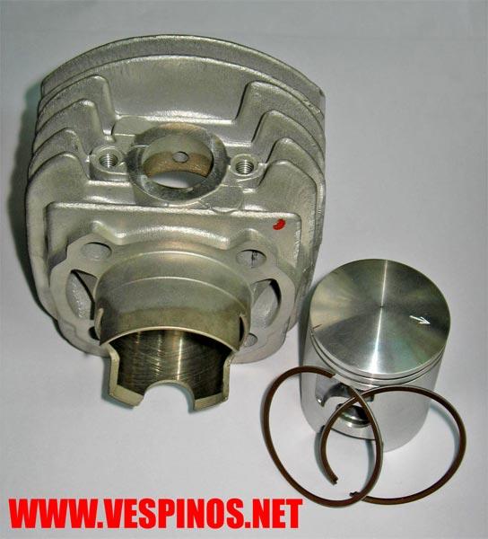 Posicion del piston en el cilindro
